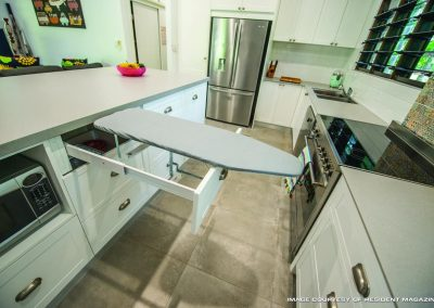 Benchtop Pull-out Ironing Board